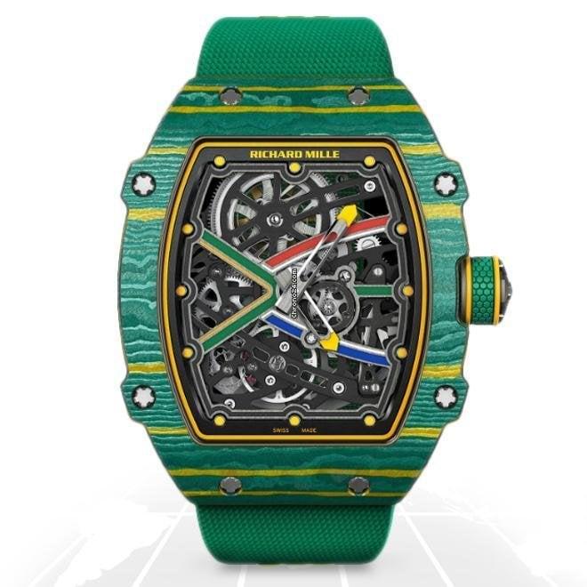 Richard Mille RM 67 RM67-02 FQ new