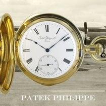 Patek Philippe Very good Yellow gold 54mm Manual winding