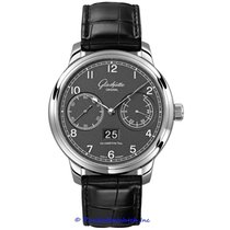 Glashütte Original Senator Observer Steel 44mm Grey Arabic numerals United States of America, California, Newport Beach