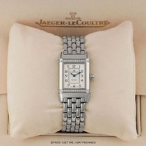 Jaeger-LeCoultre Reverso (submodel) Steel 33mm Silver United States of America, New York, Airmont