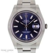 Rolex Datejust II 116300 LC100 2014 gebraucht