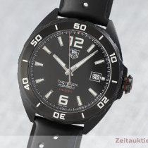 TAG Heuer Formula 1 Calibre 5 Acier 41mm Noir
