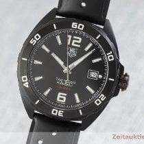 TAG Heuer Formula 1 Calibre 5 Staal 41mm Zwart