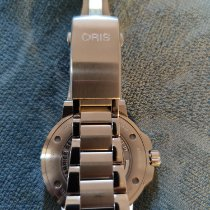 Oris Stahl 43,5mm Automatik 01 743 7734 4185-Set gebraucht Schweiz, Balerna