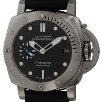 Panerai Luminor Submersible 1950 3 Days Automatic Steel 42mm Black United States of America, Texas, Austin