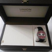 Union Glashütte Noramis Chronograph Steel 42mm Red