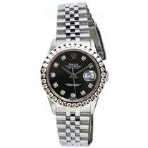 Rolex Lady-Datejust Acero 31mm Negro