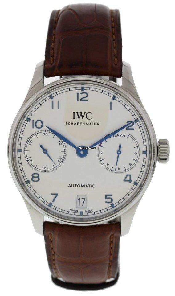 IWC Portuguese Automatic IW500705 2020 новые