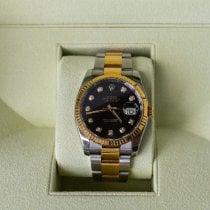 Rolex Datejust Золото/Cталь 36mm Черный Россия, Ярославль