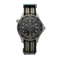 Omega Seamaster Diver 300 M Titanium 42mm Brown No numerals United States of America, North Carolina, Matthews