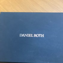 Daniel Roth White gold Manual winding 41.00mm pre-owned