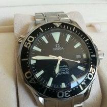 Omega Seamaster Diver 300 M Acier 42mm Noir Sans chiffres France, bordeaux