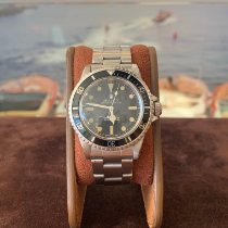 Rolex Submariner (No Date) Acier 40mm Noir Sans chiffres France, Cannes