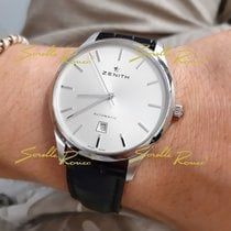 Zenith Port Royal Acero 40mm Plata Sin cifras