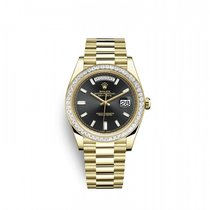 Rolex 228398TBR Yellow gold Day-Date 40 40mm new