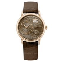 A. Lange & Söhne Rose gold 36.8mm Manual winding 181.037 new