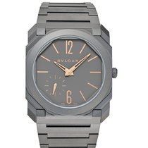 Bulgari Octo Titanium 40mm Grey