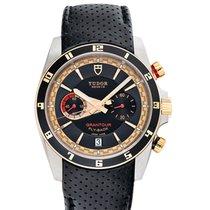 Tudor Grantour Chrono Fly-Back new 2020 Watch with original box and original papers 20551N