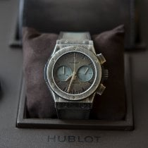 Hublot new Automatic Small seconds 45mm Titanium Sapphire crystal