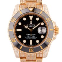 Rolex Submariner Date 116618LN Very good Yellow gold 40mm Automatic United Kingdom, London