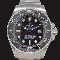 Rolex Sea-Dweller Deepsea 116660 Gut Stahl 44mm Automatik