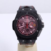 Hublot Big Bang Ferrari Koolstof 45mm Rood Arabisch