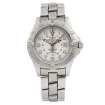 Breitling Colt GMT Steel 40mm Silver Arabic numerals United States of America, Arizona, SCOTTSDALE