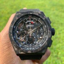 Zenith Defy El Primero Carbon 44mm Transparent No numerals United States of America, Florida, Orange Park