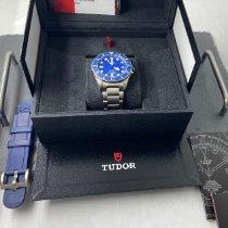 Tudor Pelagos Titane 42mm Bleu Sans chiffres France, paris