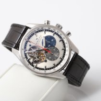 Zenith El Primero Chronomaster Steel 42mm Silver No numerals United Kingdom, London