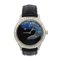 Van Cleef & Arpels VCARO4IE00 New White gold 42mm Automatic