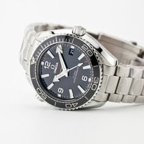 Omega Seamaster Planet Ocean Steel 39.5mm Black Arabic numerals United States of America, New Jersey, Oradell