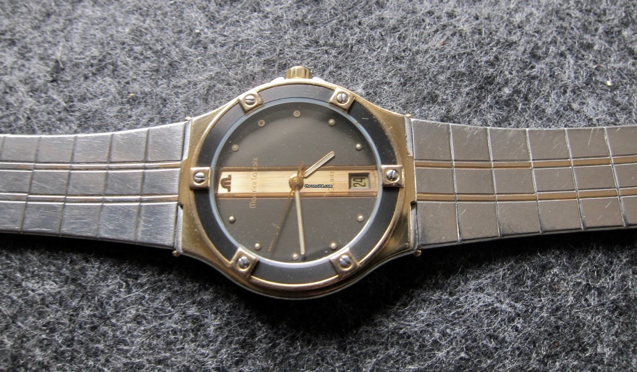 Maurice Lacroix (モーリス・ラクロア) カリプソ 95885 中古