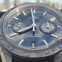Omega Speedmaster Professional Moonwatch Ceramic 44mm Black No numerals United States of America, New York, Brooklyn