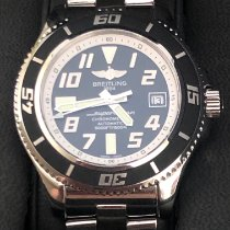 Breitling Superocean 42 Steel 42mm Black Arabic numerals United States of America, Missouri, St Charles