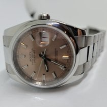 Rolex Datejust Steel 36mm Pink United States of America, California, encino