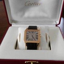 Cartier Santos Dumont Oro rosa 44.6mm Plata Romanos México, Metepec