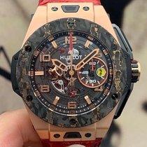 Hublot Big Bang Ferrari Rose gold 45mm Transparent Arabic numerals United States of America, California, Sunnyvale