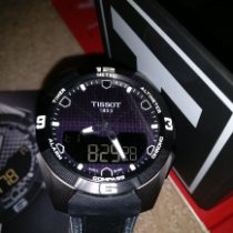 Tissot T-Touch Expert Solar Titanium 45mm Black Roman numerals United States of America, Maryland, Catonsville