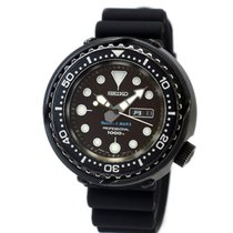 Seiko Titane Quartz Noir 49.4mm occasion Marinemaster