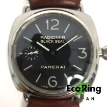 Panerai Radiomir Black Seal PAM 00183 pre-owned