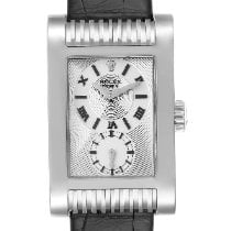 Rolex Cellini Prince White gold 28mm Silver