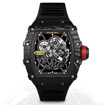 Richard Mille Carbon 50mm Automatic RM35-02 NTPT new