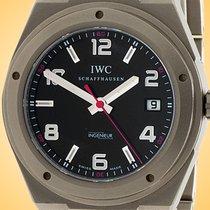 IWC Ingenieur AMG Titanium 42.5mm Black Arabic numerals United States of America, Illinois, Northfield