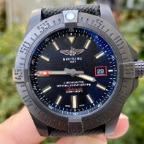 Breitling Avenger Blackbird 44 Titanium 44mm Black No numerals United States of America, Texas, Plano