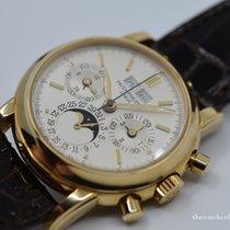Patek Philippe Perpetual Calendar Chronograph Geelgoud 30mm