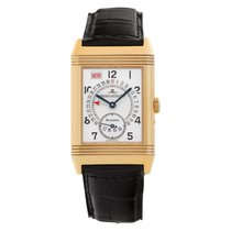Jaeger-LeCoultre Reverso Grande Taille Rose gold 26mm Silver Arabic numerals United States of America, Florida, Surfside