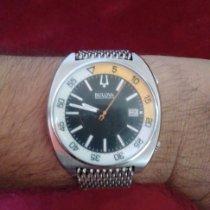 Bulova Accutron II Steel 45mm Black Arabic numerals
