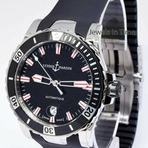 Ulysse Nardin Lady Diver new Automatic Watch with original box and original papers 8153-180