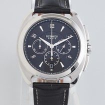 Hermès Dressage Stal 40mm Czarny Arabskie